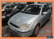 2003 Ford Focus LR Zetec Grey Automatic 4sp A Hatchback for Sale