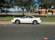 2002 Ford Mustang 2 door Convertible for Sale