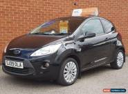 FORD KA 1.2 ZETEC SPORT AIR CON  LOW MILES ALLOYS for Sale