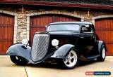 Classic 1934 Ford COUPE CUSTOM NO RESERVE for Sale