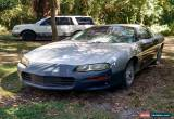 Classic 2000 Chevrolet Camaro Base Coupe 2-Door for Sale