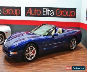 Classic 2004 Chevrolet Corvette Base Convertible 2-Door for Sale