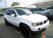 2001 BMW X5 3.0 SPORT 24V 5d AUTO 228 BHP for Sale