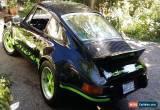 Classic 1989 Porsche 911 for Sale