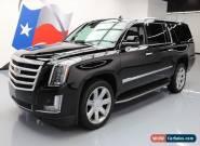2015 Cadillac Escalade Luxury Sport Utility 4-Door for Sale