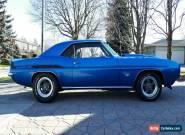 1969 Chevrolet Camaro Camaro for Sale