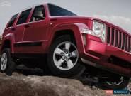 2012 Jeep Cherokee KK Sport true 4x4  for Sale