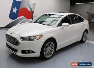 2014 Ford Fusion SE Sedan 4-Door for Sale
