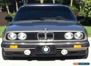 1984 BMW 3-Series Base Coupe 2-Door for Sale