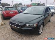 2005 Volvo S40 MS 2.4 Black Automatic 5sp A Sedan for Sale