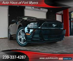 Classic 2013 Ford Mustang Base Convertible 2-Door for Sale