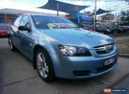 2006 Holden Commodore VE Omega Light Blue Automatic 4sp A Sedan for Sale