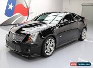 2013 Cadillac CTS V Coupe 2-Door for Sale