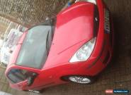 2002 FORD FOCUS 1.6 LX RED for Sale