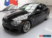 2012 BMW 3-Series Base Coupe 2-Door for Sale