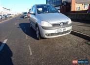 Vauxhall Corsa 1.4 sri for Sale