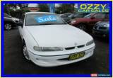 Classic 1996 Holden Commodore VS Executive White Automatic 4sp A Sedan for Sale
