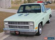 1986 Chevrolet Other Pickups C10 for Sale