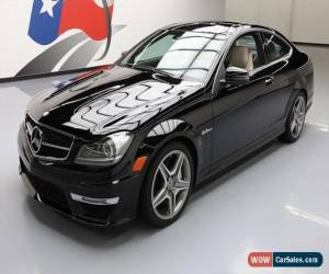 Classic 2012 Mercedes-Benz C-Class Base Coupe 2-Door for Sale