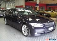 2007 BMW 325I E90 Blue Automatic 6sp A Sedan for Sale
