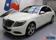 2014 Mercedes-Benz S-Class Base Sedan 4-Door for Sale