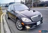 Classic 2008 Mercedes-Benz S-Class S600 for Sale