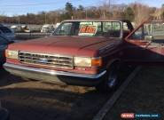 1989 Ford F-150 2 door for Sale