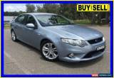 Classic 2008 Ford Falcon FG XR6 Grey Automatic 5sp A Sedan for Sale