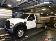 2010 Ford F-550 F550 Diesel DUMP TRUCK for Sale