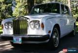 Classic 1980 Rolls-Royce Silver Wraith II for Sale