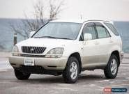 Toyota: Harrier for Sale