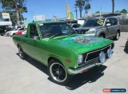 1984 Datsun 1200 Green Manual 4sp M Utility for Sale