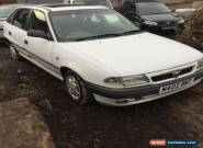 1995 VAUXHALL ASTRA GLS 16V WHITE BARN FIND  for Sale