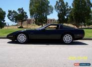 1992 Chevrolet Corvette Base Hatchback 2-Door for Sale
