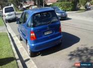 Mercedes A160 Avantgarde 2001 for Sale