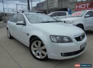 2006 Holden Calais VE V White Automatic 5sp A Sedan for Sale