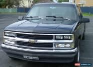 Chevrolet Silverado dual cab. extra cab. ute custom for Sale