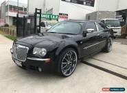 2009 Chrysler 300C LE MY08 3.5 V6 Automatic 5sp A Sedan for Sale