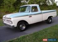 1966 Ford F-100 Base Standard Cab Pickup 2-Door for Sale