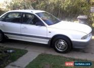 Mitsubishi Magna GLX (1993) 4D Sedan 4 SP Automatic (2.6L - Carb) for Sale