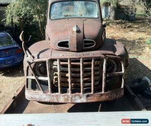 Classic 1950 Ford Other Pickups F3 for Sale