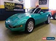 1991 Chevrolet Corvette Base Convertible 2-Door for Sale