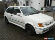 ford fiesta xr2i barn find 1990 for Sale