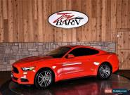 2016 Ford Mustang EcoBoost Premium Coupe 2-Door for Sale