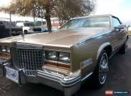 1980 Cadillac Eldorado BIARRITZ for Sale