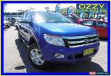 Classic 2013 Ford Ranger PX XLT 3.2 (4x4) Blue Automatic 6sp A Dual Cab Utility for Sale