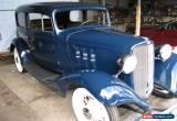 Classic 1933 Chevrolet Other 2 door for Sale