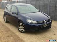2010 10 VOLKSWAGEN GOLF 1.6 SE TDI 5D 103 BHP DIESEL for Sale