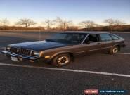 1982 Chevrolet Other Base Hatchback 4-Door for Sale