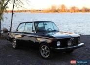 1974 BMW 2002 2002tii for Sale